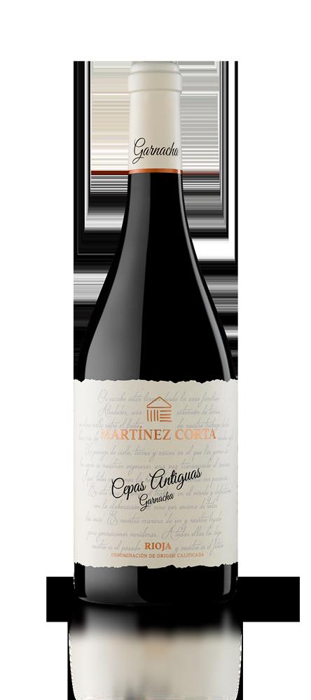Botella Martinez Corta CEPAS ANTIGUAS Garnacha